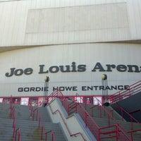 Photo taken at Joe Louis Arena by Jeffery F. on 6/26/2012