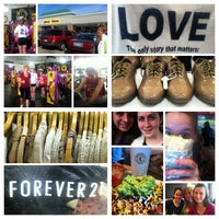 Photo taken at Forever 21 by Kirsten R. on 4/10/2012
