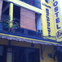 Photo taken at Hue Backpackers by Pam K. on 9/15/2011