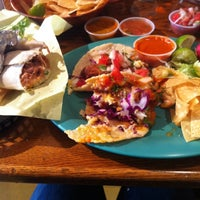 Photo taken at Pancho's Salsa Bar & Grill by audrey a. on 7/26/2011