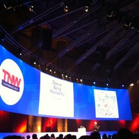 Photo taken at The Next Web Conference by Ivo M. on 4/27/2012