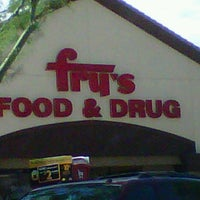 Photo taken at Fry's Food Store by Chuck G. on 7/22/2012