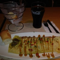 Photo taken at Crepes & Waffles by Jota A. on 9/4/2012
