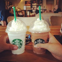 Photo taken at Starbucks by Brittany N. on 7/10/2012