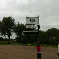 Photo taken at World's Largest Rocking Chair by Jessica C. on 5/27/2011