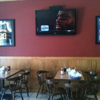 Photo taken at High 5 Star Pizza by Shannon G. on 8/5/2011