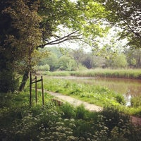 Photo taken at Park Frankendael by Roel v. on 5/20/2012