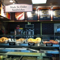 Photo taken at The Great American Bagel & Bakery by Greg P. on 8/21/2012