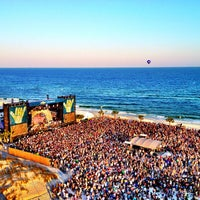Photo taken at Hangout Music Fest 2012 by Wesley F. on 5/21/2012
