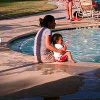 Photo taken at Olympic Heights Pool by Douglas R. on 8/21/2011