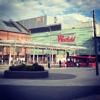 Photo taken at Westfield London by Anuwat C. on 7/15/2012