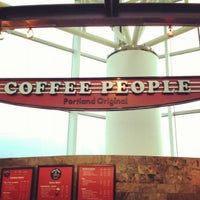 Photo taken at Coffee People by Tonia on 6/9/2012
