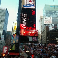 Photo taken at Times Square Museum and Visitor Center by Karl O. on 9/2/2011
