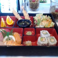 Photo taken at Tea Tree Asian Bistro by Carol M. on 4/30/2012