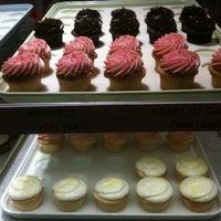 Photo taken at Hello Cupcake by sacha J. on 7/15/2012