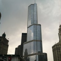 Photo taken at Chicago Architecture Foundation River Cruise by Bailey V. on 7/14/2012