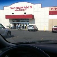 Photo taken at Woodman's Food Market by Ryan M. on 5/11/2011