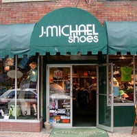 Photo taken at J. Michael Shoes by J Michael S. on 4/23/2011