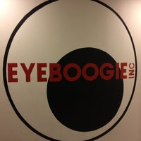 Photo taken at Eyeboogie by Greg R. on 2/27/2012