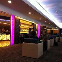 Photo taken at EVA Air Lounge by julie h. on 3/3/2011