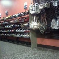 Photo taken at DSW Designer Shoe Warehouse by Matt A. on 4/19/2011