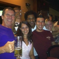 Photo taken at Bailey's Sports Grille by Megan J. on 8/20/2011