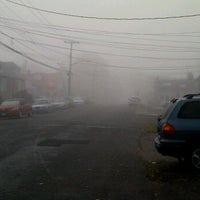 Photo taken at Bx40/42 E. Tremont Ave/ Randall Ave by Sheree J. on 11/9/2011