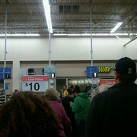 Photo taken at Walmart Supercenter by Shannon L. on 11/27/2011