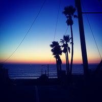 Photo taken at El Porto Beach by Chris B. on 11/9/2011