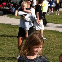 Photo taken at Marathon Of The Palm Beaches by Patrick T. on 12/4/2011