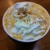 Photo taken at Starbucks by Gina Y. on 9/12/2011