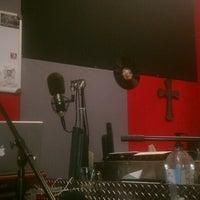 Photo taken at Revocation Radio Studio (http://myrevradio.com) by Keith L. on 7/31/2012