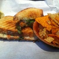 Photo taken at Grub Sandwich Shop by Ben J. on 6/12/2012