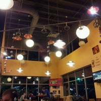 Photo taken at Moe Joe Coffee and Music House by Waqas I. on 10/12/2011
