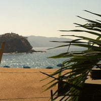 Photo taken at Hotel Playa Suites by Karla Mariana H. on 12/20/2011