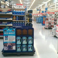 Photo taken at Walmart Supercenter by Patrick G. on 1/28/2012