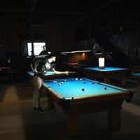 Photo taken at South First Billiards by Barb R. on 6/12/2012