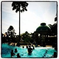 Photo taken at Marcopolo Water Adventure by Raffa Bintang on 4/13/2011
