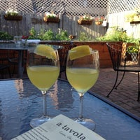 Photo taken at A Tavola by katherine m. on 7/31/2012