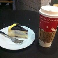 Photo taken at Starbucks 星巴克 by Ben X. on 12/18/2011