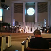 Photo taken at Church of the Open Door by Terry B. on 8/14/2011