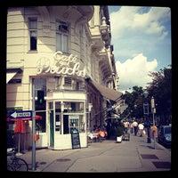 Photo taken at Café Prückel by Baher A. on 6/28/2012