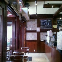 Photo taken at Panya Bakery by Grethe T. on 8/24/2011
