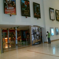 Photo taken at Golden Screen Cinemas (GSC) by Ayiepp on 7/2/2012