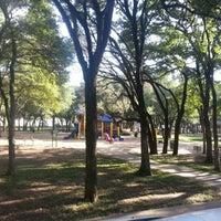 Photo taken at Springwoods Park by Matt J. on 8/5/2012