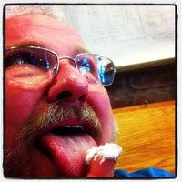 Photo taken at Soulard Coffee Garden by woofer L. on 1/29/2012
