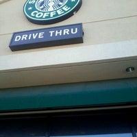 Photo taken at Starbucks by Megan B. on 11/17/2011