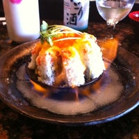 Photo taken at SUSHIRAW by Shauna L. on 8/22/2011