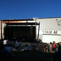 Photo taken at Stage AE by Amber C. on 8/29/2012