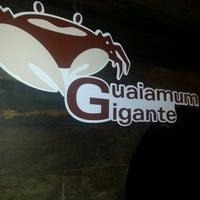 Photo taken at Guaiamum Gigante by Rodrigo F. on 7/26/2012